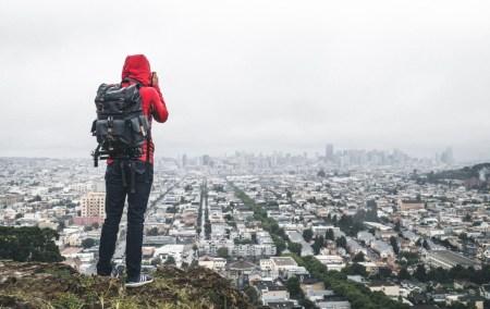 Inspiração para viajar sozinha