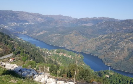 Viajar em falmília pelo norte de Portuga