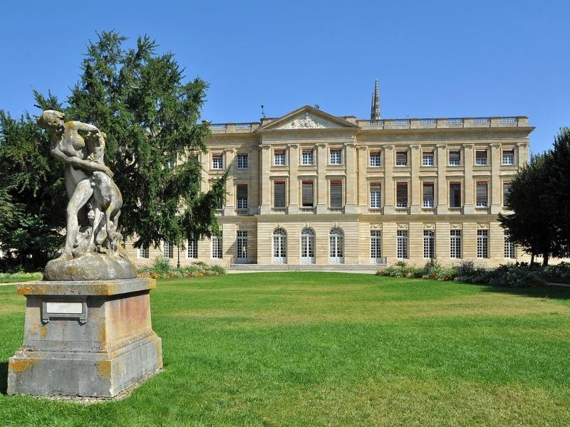 Bordéus- França- Bordeaux Palais Rohan @ Marc Ryckaert