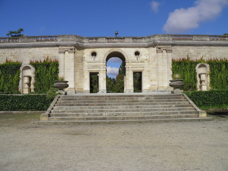 Jardin public à Bordeaux (Gironde, France) @ Gyzen92 - Bordéus- França