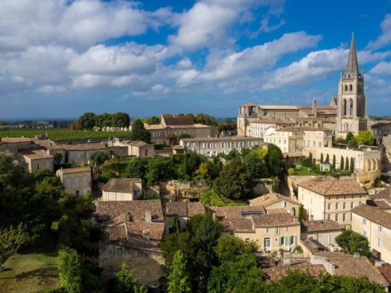 Saint-Émilion - France