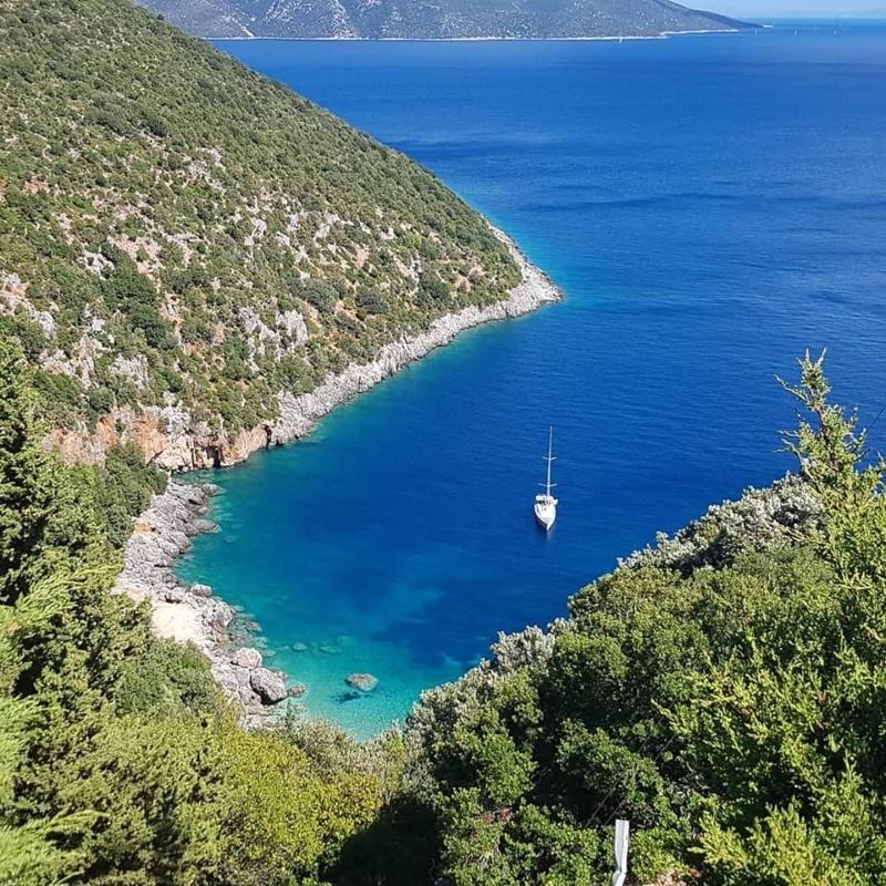 20 dias pelas ilhas Gregas - Grécia