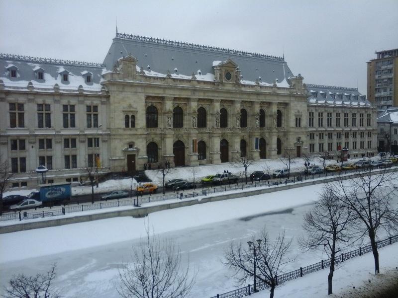 Bucareste - Teatro Odeon, igual ao de Paris