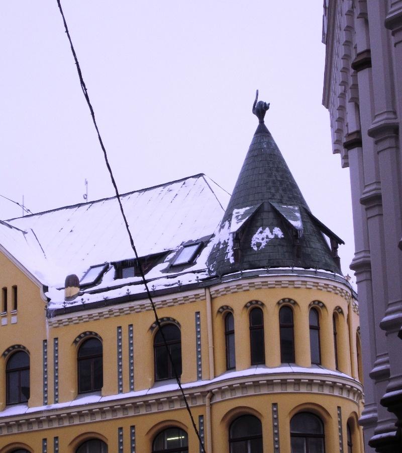 Uma experiência Báltica Invernal (Lituânia, Letónia e Estónia)