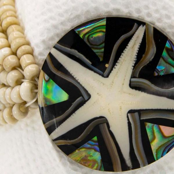 Abalone-Mexican-Handmade-bracelet-shell-shakira-beads-star-001-detail