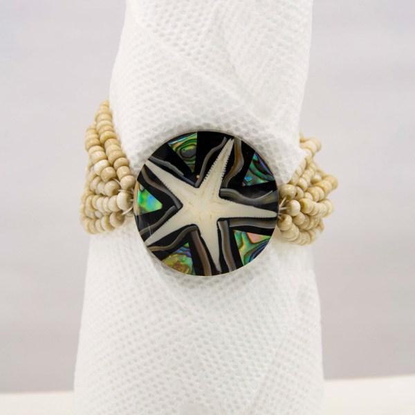 Abalone-Mexican-Handmade-bracelet-shell-shakira-beads-star-001
