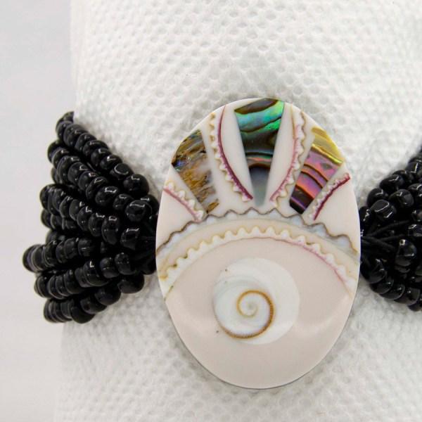Abalone-Mexican-Handmade-bracelet-shell-shakira-beads-006-detail