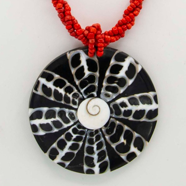 Handmade-Mexican-shell-shakira-beads-Necklace-004-detail