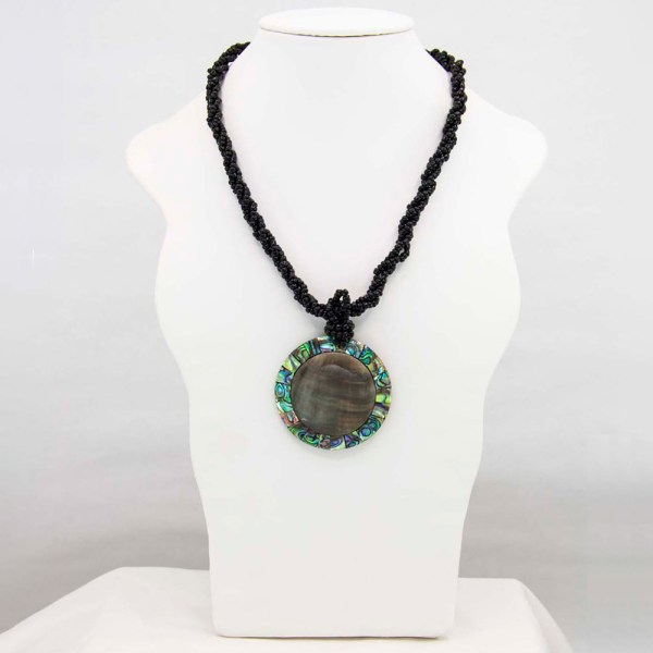 Handmade-Mexican-Abalone-shell-shakira-beads-Necklace-019