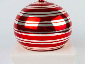 hand-blown-glass-christmas-balls-ornaments-red-with-white-stripes