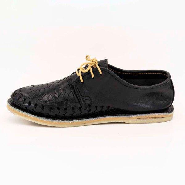 mexican huarache sandal shoe jose inner view