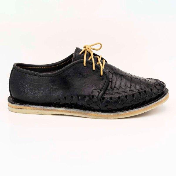 mexican huarache sandal shoe jose outer view