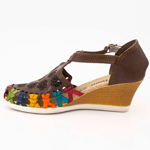 amantli-handmade-mexican-sandal-shoe-medium-sole-juanita-brown-inner-view-019