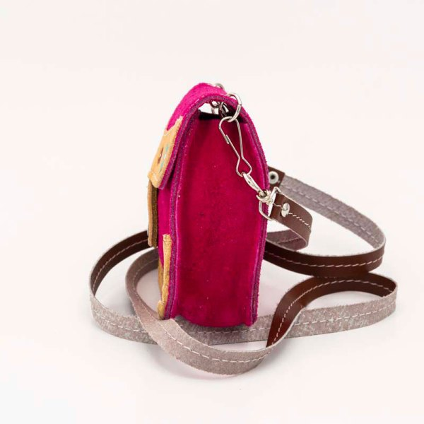 handmade-iris-girls-fuchsia-suede-leather-mexican-handbag-front-view-118