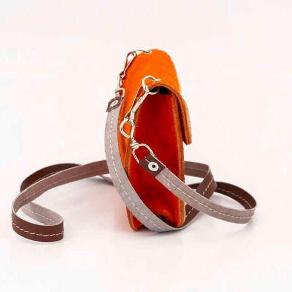 handmade-iris-girls-orange-suede-leather-mexican-handbag-front-view-112