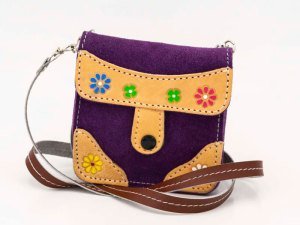 handmade-iris-girls-purple-suede-leather-mexican-handbag-front-view-111