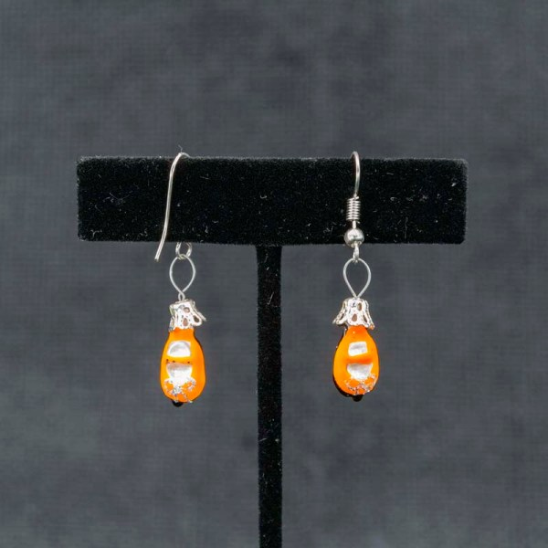 shoes-hand-blown-glass-orange-earrings-156
