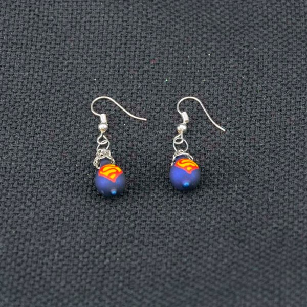 superman-hand-blown-glass-blue-earrings-003
