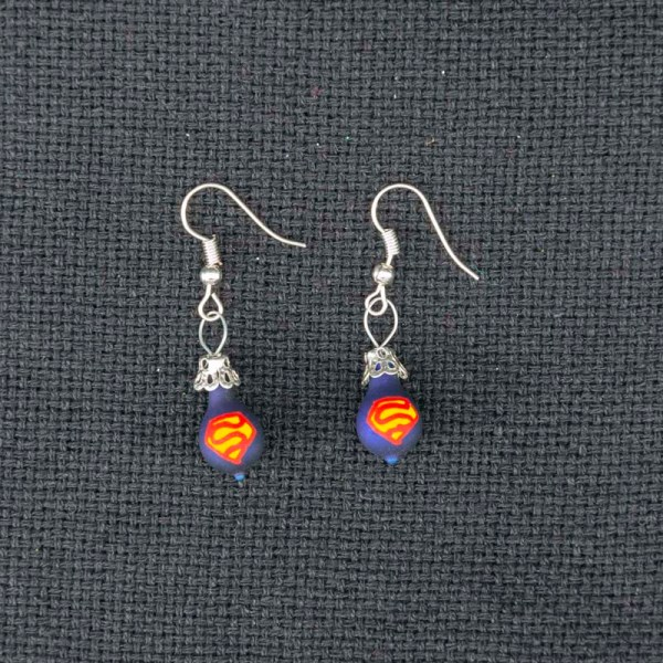superman-hand-blown-glass-blue-earrings-004