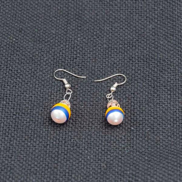 twirl-hand-blown-glass-pink-yellow-blue-earrings-089