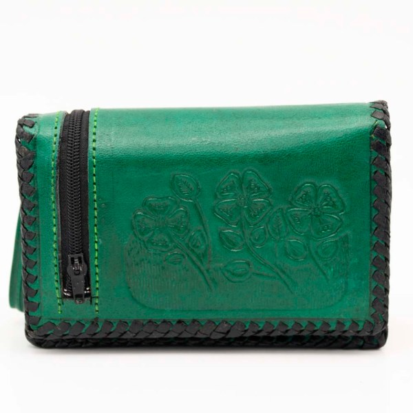 handmade-mexican-artisanal-hand-tooled-leather-woman-ladies-wallet