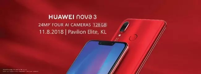 Huawei Nova 3 KL