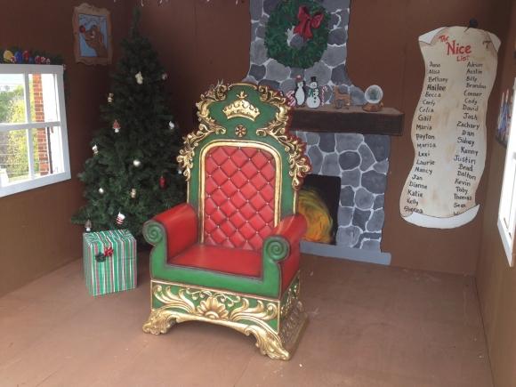 Bring Santa To Your Holiday Party