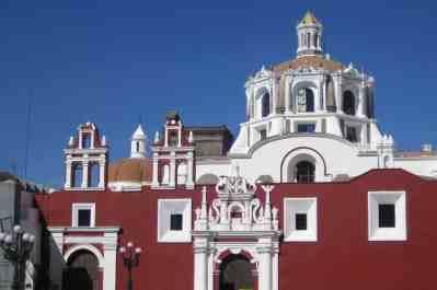 Koloniale Städte in Mexiko