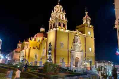 Mexiko Reisen Kolonialstädte