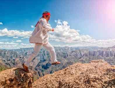 Rundreise Mexiko Kupferschlucht Zugreise Ultramarathon