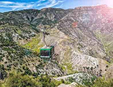 Reise Rundreise Mexiko Kupferschlucht Zugreise
