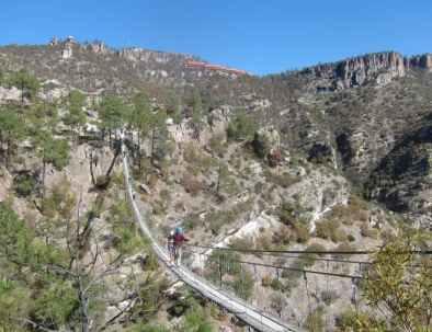 Abernteuerreise Mexiko Kupferschlucht