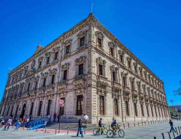 Kolonialstadt Chihuahua Mexiko