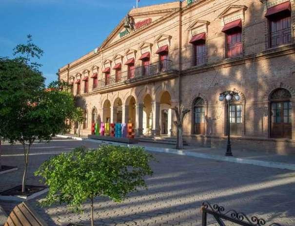 Rundreise Mexiko Kupferschlucht Zugreise Kolonialstädte