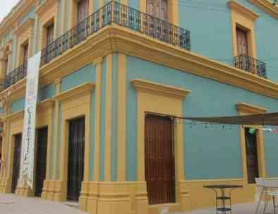 Kolonialstadt El Fuerte Mexiko