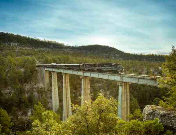 Mexiko Kupferschlucht Zugreise Chepe Express