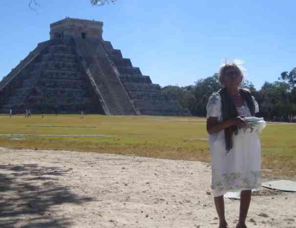 Reise zu den Mayatempeln