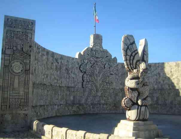 Reise nach Merida, Mexiko
