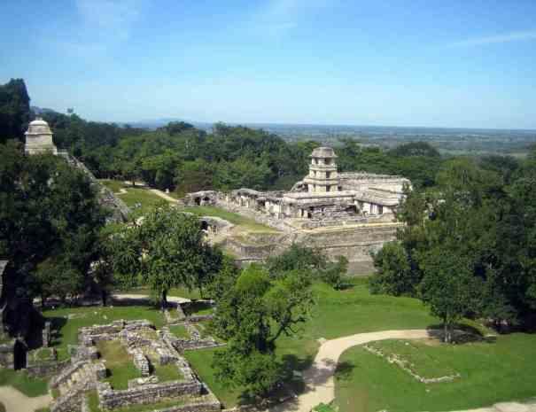 Rundreise Mexiko Mayatempel Palenque