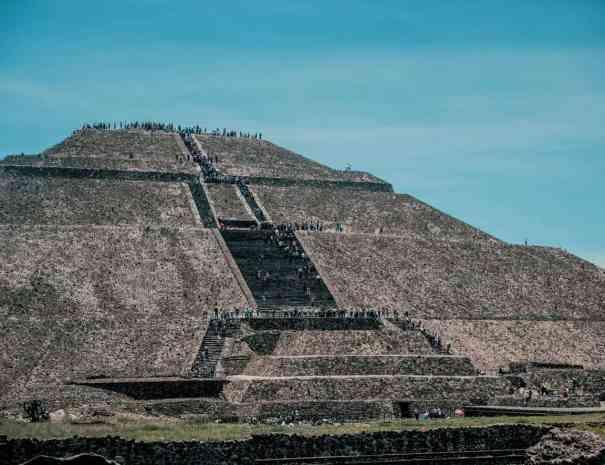 Rundreise Mexiko Ruinen Pyramiden