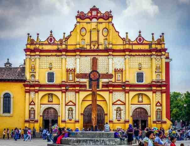 Rundreise Mexiko Chiapas