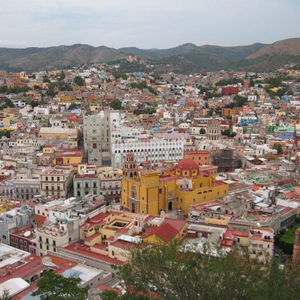 Guanajuato una ciudad colonial llena de magia
