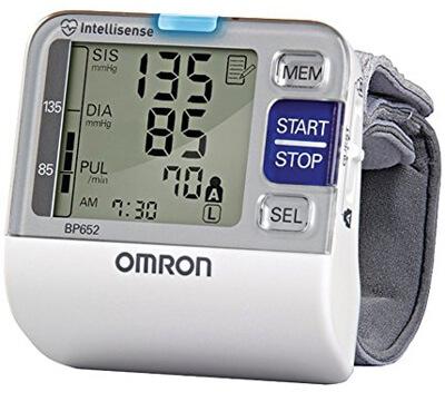 Top 10 Best Home Blood Pressure Monitors in 2018 reviews ...