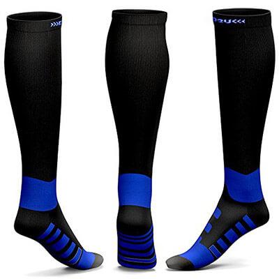 Top 10 Best Compression Socks for Men in 2020 Reviews ...