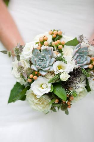 Manayunk Brewing Company Bridal Bouquet