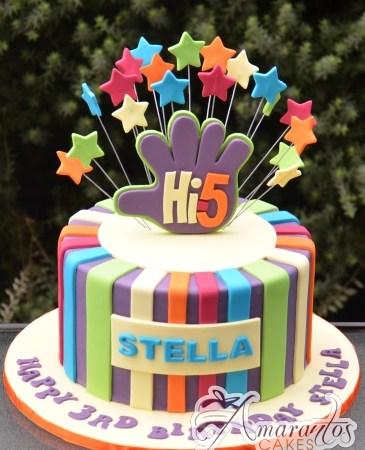 Hi 5 cake – AC314