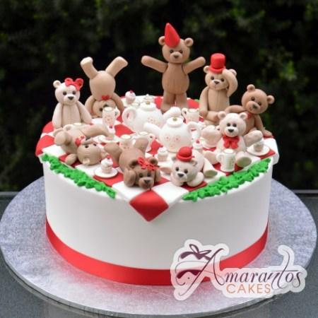 Teddy Bear Picnic Cake – AC363