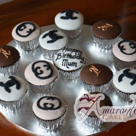 Designer Cup Cakes- CU21