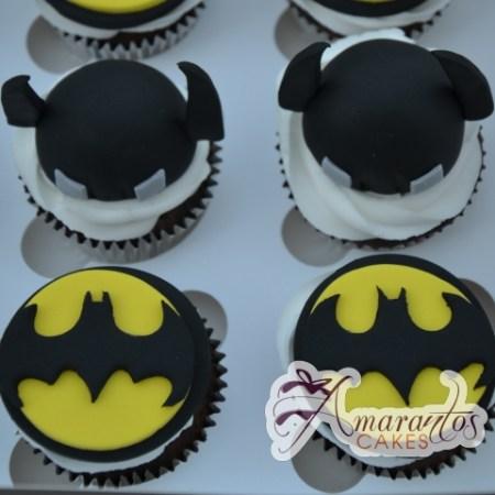 Batman Cup Cakes – CU40