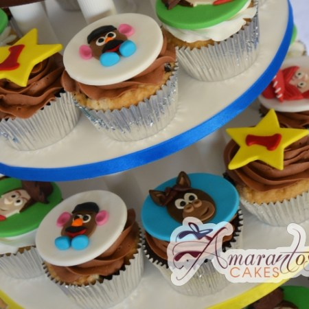 Toy Story Cup Cakes- CU49